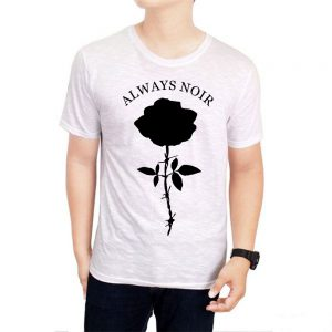 Tshirt Always Noir [TW]