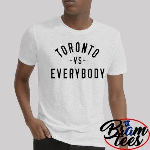 Tshirt Toronto VS Everybody