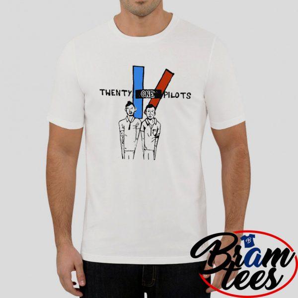 Tshirt Twenty One Pilot