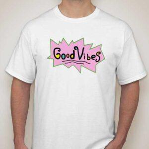Tshirt Good Vibes Rugrats