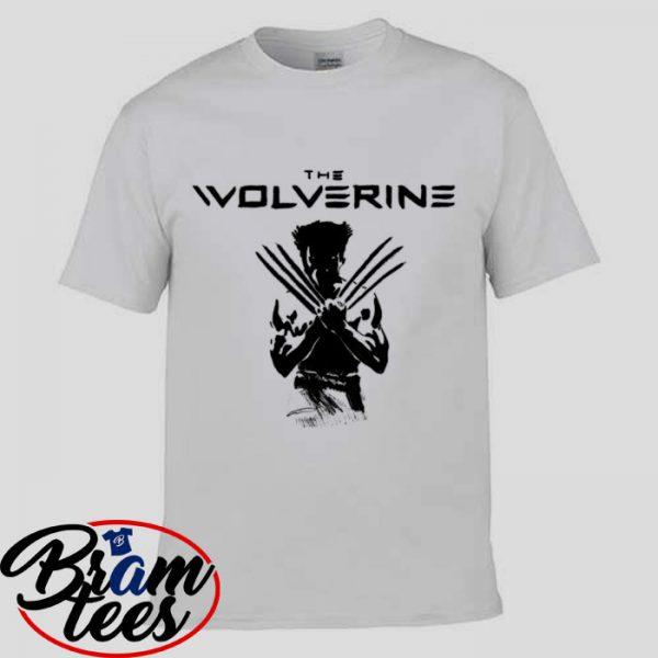 Tshirt Marvel The Wolverine black shirt