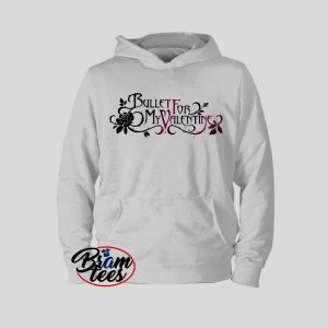 Hoodies Valentine day bullet for my valentine