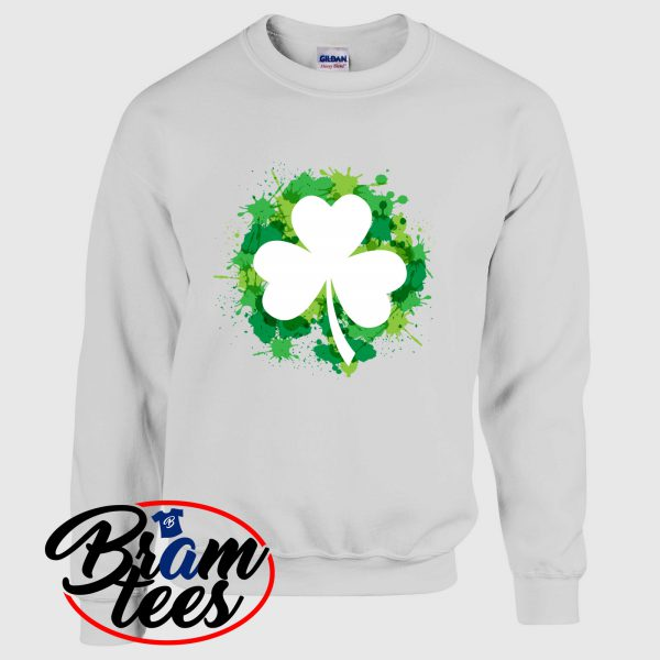 sweatshirt hey patricks day sweatshirt