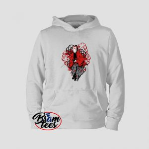 Hoodies Samurai Bushido Japan