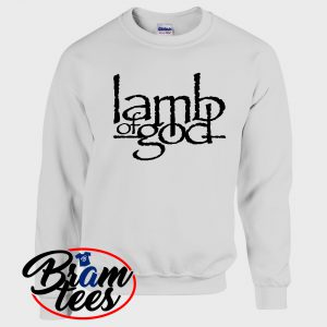 sweatshirt lamb of god sweatshirt