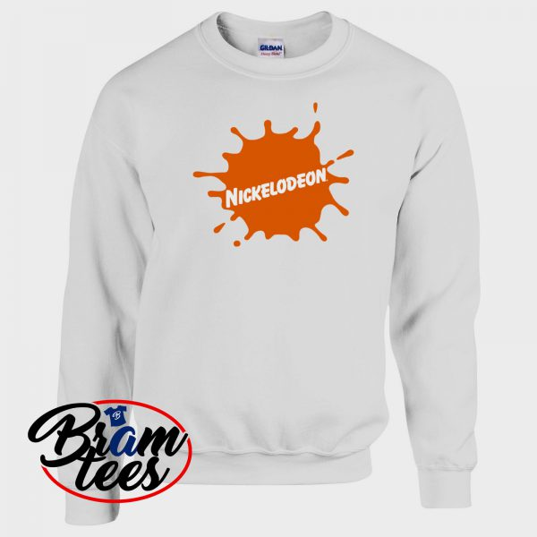 sweatshirt nickelodeon cute sweatshirt