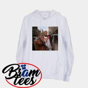 Hoodies tupac shakur simple design hoodie